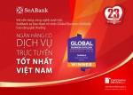 """SeABank được bình chọn """"Dịch vụ ngân hàng trực tuyến tốt nhất Việt Nam 2016"""""""