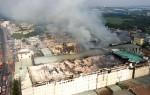 Công ty may bị cháy đã mua gói bảo hiểm 550 tỷ đồng