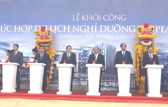 Quảng Nam thêm sức bật với siêu dự án BĐS 5.000 tỷ đồng