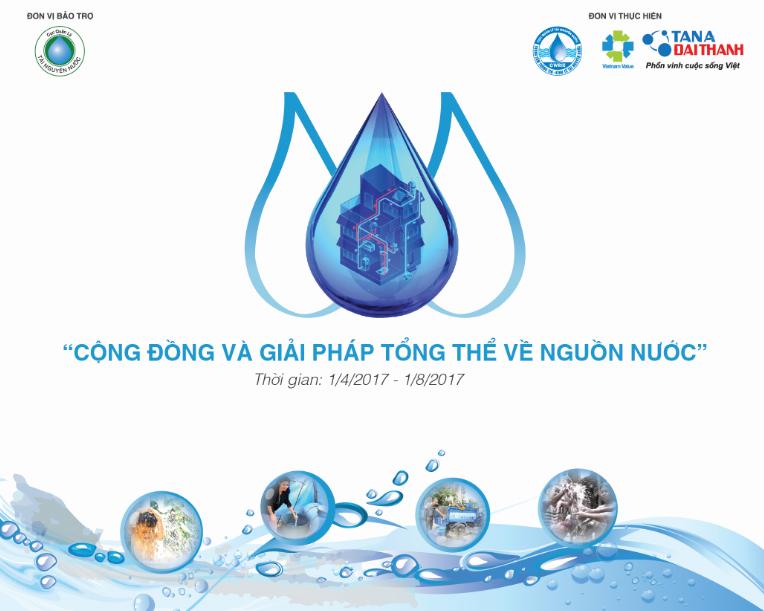 """Cùng Tân Á Đại Thành tìm """"giải pháp tổng thể về nguồn nước"""""""