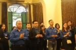 Đoàn Thanh niên Bộ Xây dựng dâng hương Đại tướng Võ Nguyên Giáp