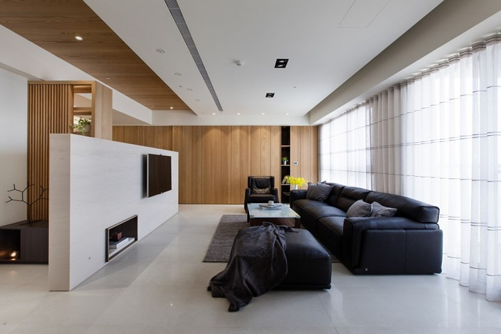 Gợi ý thiết kế căn hộ dành cho gia đình hai thế hệ