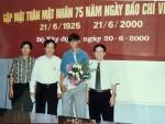 20 năm đồng hành cùng Báo Xây dựng
