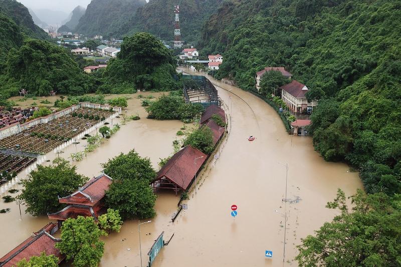 Cẩm Phả (Quảng Ninh): Công trình giải thoát đoạn đường mưa biến thành sông