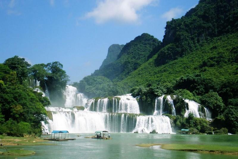 Góp ý điều chỉnh cục bộ Quy hoạch chi tiết Khu trung tâm du lịch thác Bản Giốc, Cao Bằng