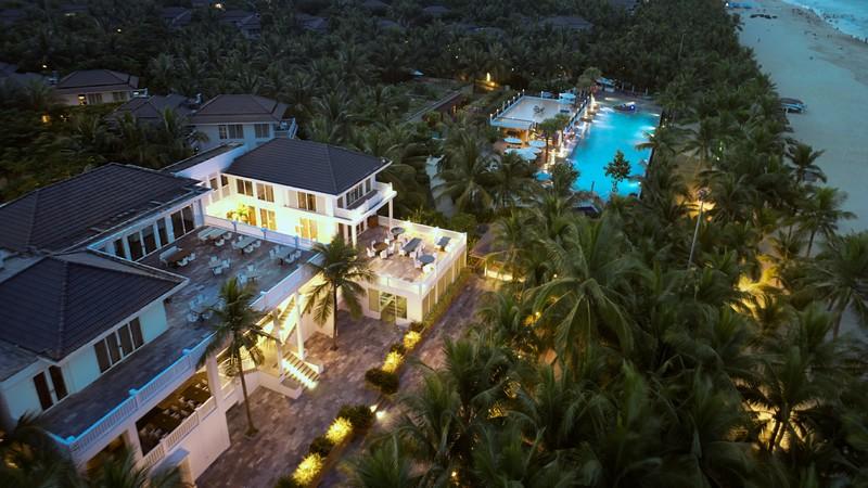 """Khu nghỉ dưỡng Premier Village Danang đạt giải thưởng """"Luxury Hotel in Vietnam"""""""