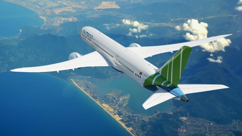 Bamboo Airways dẫn đầu về tỷ lệ bay đúng giờ