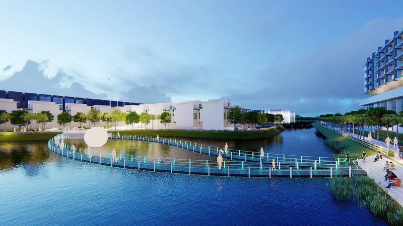 Sắp ra mắt dự án shop villa đầu tiên tại Sầm Sơn