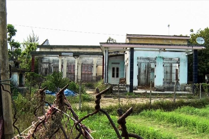 """Ngôi làng bị """"bỏ quên"""" ở gần cảng Kỳ Hà"""