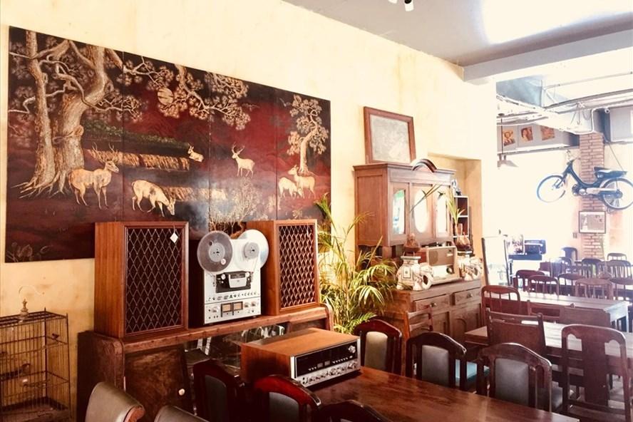 Quay ngược ký ức, về với không gian Sài Gòn xưa