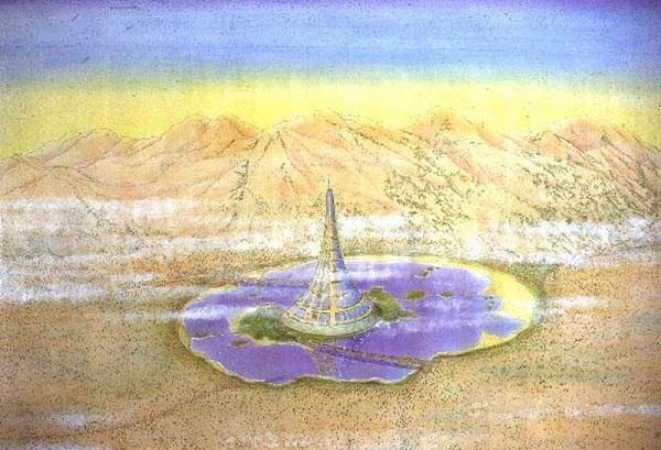 Tòa tháp Ultima: Giấc mơ vĩ đại về thành phố thẳng đứng