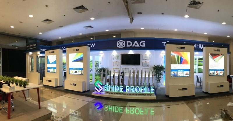 DAG là nhà tài trợ chính cho Vietbuild Hà Nội 2019