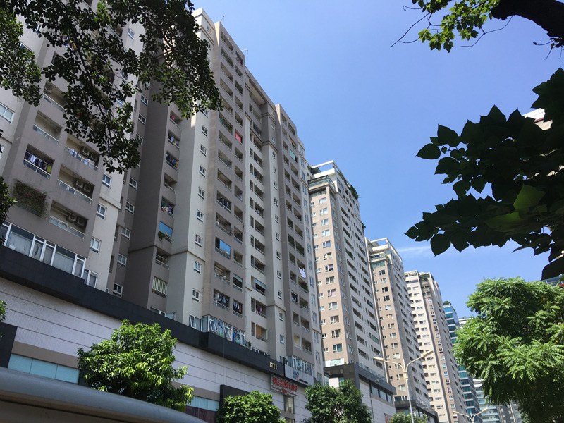 Lấn cấn Quỹ bảo trì chung cư?