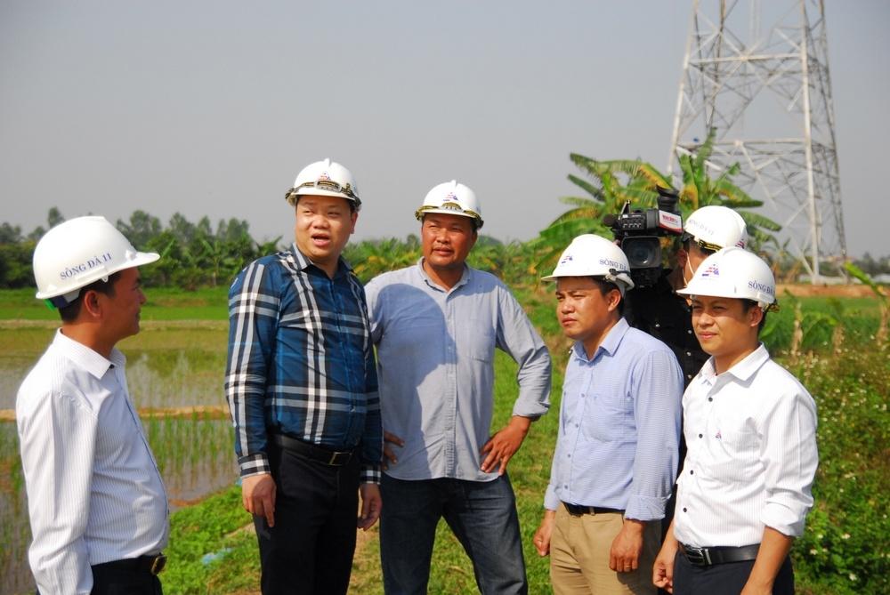 Bước phát triển vững chắc của Sông Đà 11.1