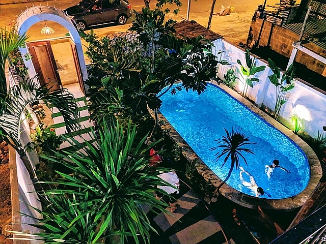 1845 image002 - Chủ nhà ở Quảng Nam chi gần 2 tỷ lột xác nhà cấp 4 thành resort đẹp khó tin