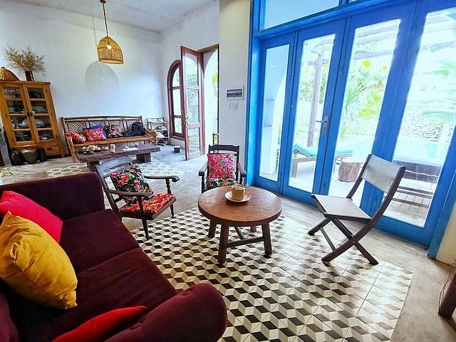 1851 image009 - Chủ nhà ở Quảng Nam chi gần 2 tỷ lột xác nhà cấp 4 thành resort đẹp khó tin