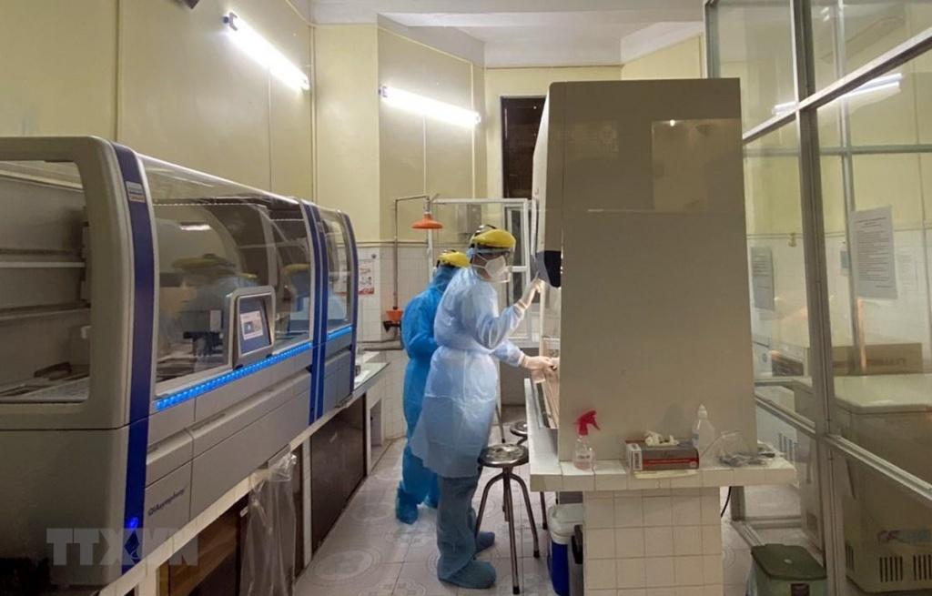 Hải Phòng vận hành máy xét nghiệm xác định virus gây bệnh COVID-19