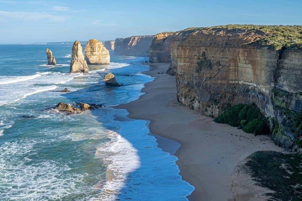 Những cung đường ven biển đẹp nhất thế giới