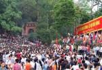 Giỗ tổ Hùng Vương - lễ hội Đền Hùng 2015: Di sản trở về với cộng đồng