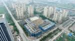 Cận cảnh shophouse triệu đô Nam Trung Yên - Hà Nội
