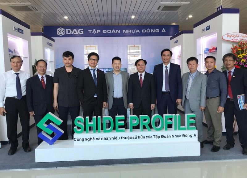 DAG tham dự triển lãm Quốc tế Vietbuild Đà Nẵng 2018
