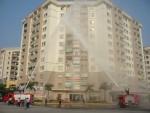 HUDS: Luôn thực hiện tốt công tác phòng cháy chữa cháy