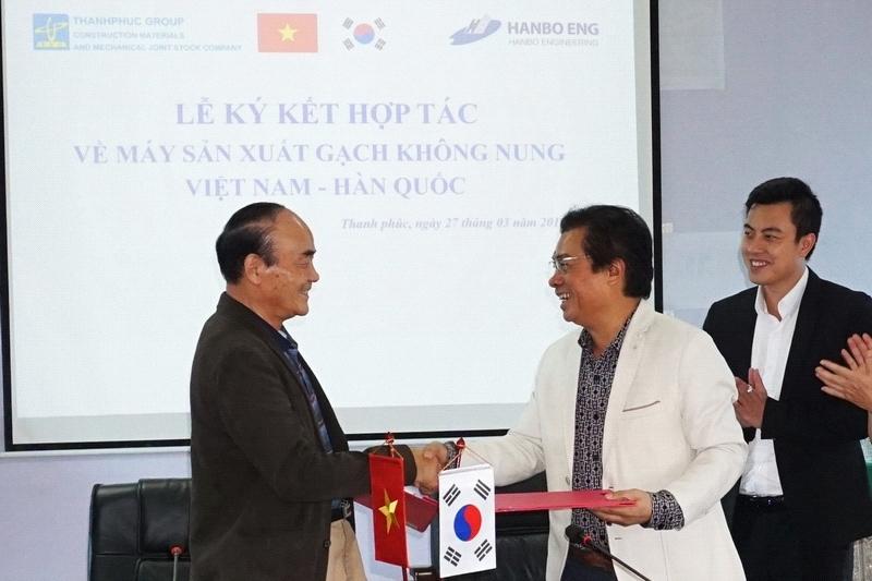 """CEO Trần Duy Phúc: """"Cần nhiều giải pháp công nghệ trong phát triển gạch không nung"""""""