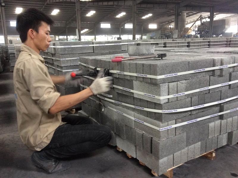 Khang Minh quản lý chất lượng gạch không nung như thế nào?