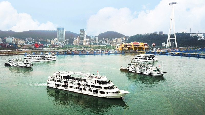 Hạ Long có thêm bến tàu du lịch đón khách nội địa đẳng cấp nhất miền Bắc