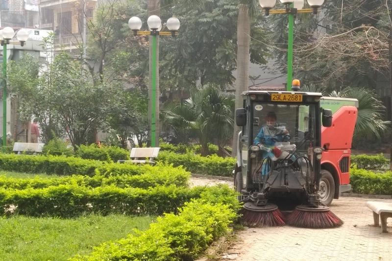Q.Đống Đa, Hà Nội: Điểm sáng văn minh đô thị Thủ đô