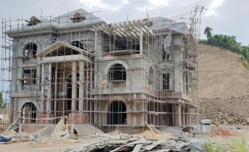 Tĩnh Gia (Thanh Hóa): Gia tăng tình trạng xây dựng trái phép