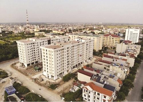 Dự án P.H Center Hưng Yên: Chậm tiến độ do đợi điều chỉnh nâng tầng?