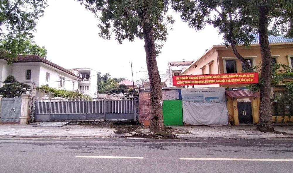ha noi thanh tra viec chuyen nhuong khu dat vang 69 nguyen du
