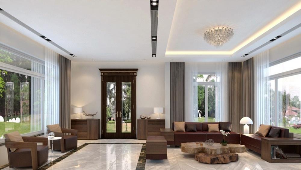 Những ưu, nhược điểm của phong cách thiết kế biệt thự hiện đại