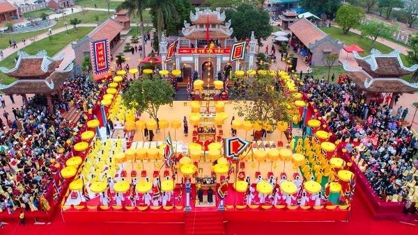 Đền Xã Tắc, Quảng Ninh: Tỏa sáng văn hóa vùng biên ải