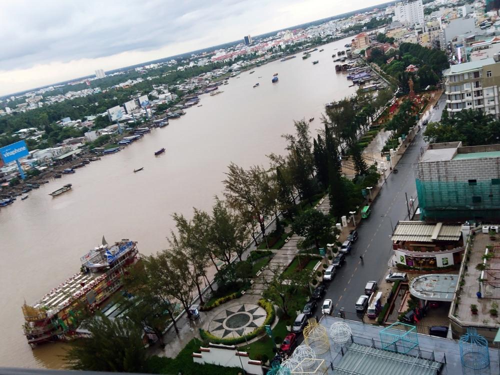 ĐBSCL: Chuỗi đô thị dọc sông Tiền, sông Hậu