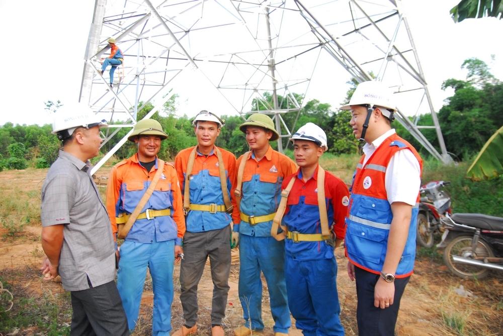Công ty CP Sông Đà 11: Tập trung hoàn thành tiến độ dự án