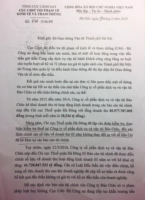 Đề nghị Cục thuế Hà Nội kiểm tra dấu hiệu bất thường tại Chi cục thuế Hà Đông - Ảnh 4