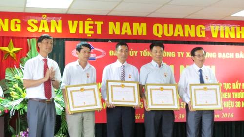 Bạch Đằng phát huy tinh thần học tập làm theo tấm gương đạo đức Hồ Chí Minh