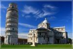 Du lịch Ý khám phá tháp nghiêng Pisa