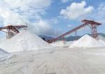 Kiểm tra về xuất khẩu cát trắng silic, cát vàng làm khuôn đúc