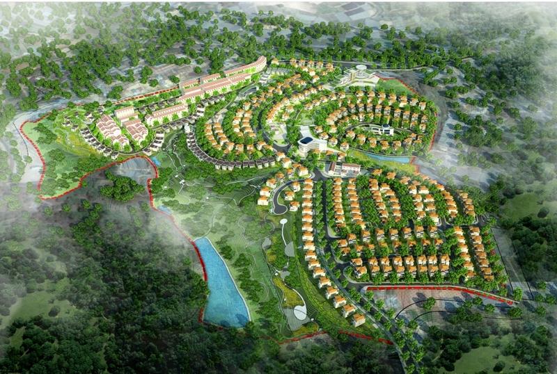 TCty HUD khởi công dự án Đà Lạt Paradise Garden