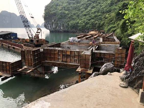 Bộ Văn hóa, Thể thao và Du lịch ban hành công văn về việc lõi di sản vịnh Hạ Long bị bê tông hóa