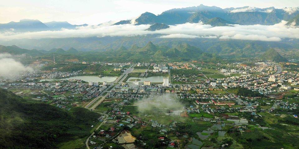Xây dựng TP Lai Châu sớm  trở thành đô thị loại II