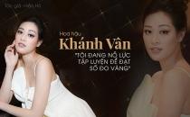 Hoa hậu Khánh Vân