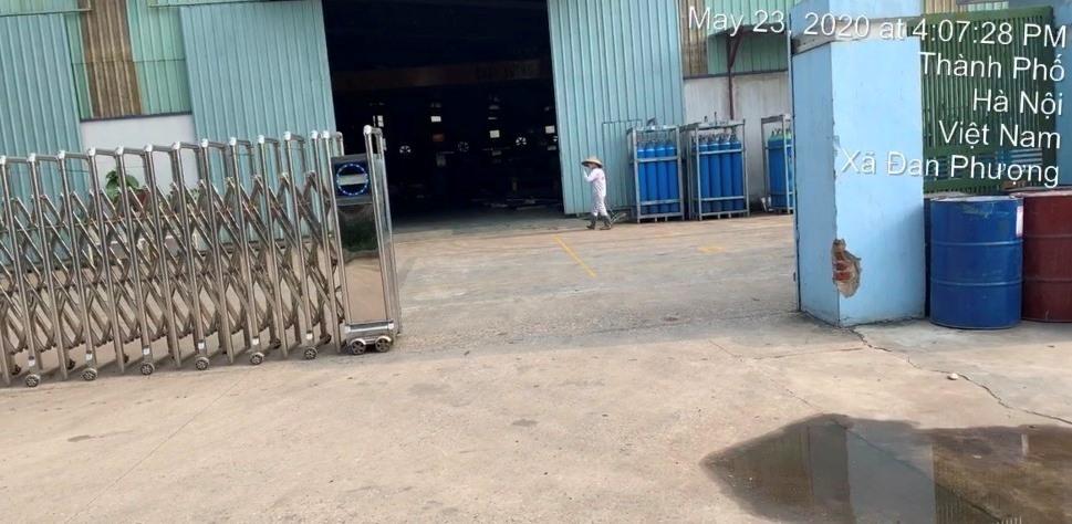 Đan Phượng (Hà Nội): Chi nhánh Công ty MBT vẫn tiếp tục hoạt động phớt lờ quyết định đình chỉ 6 tháng