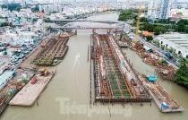 Toàn cảnh đại dự án chống ngập 10.000 tỉ đồng ở TPHCM trước mùa mưa