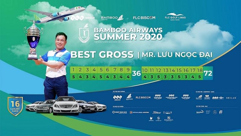 vinh danh nha vo dich giai bamboo airways summer 2020