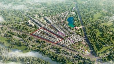 Phố vườn compound - lựa chọn sống sang vượt trội tại EcoCity Premia