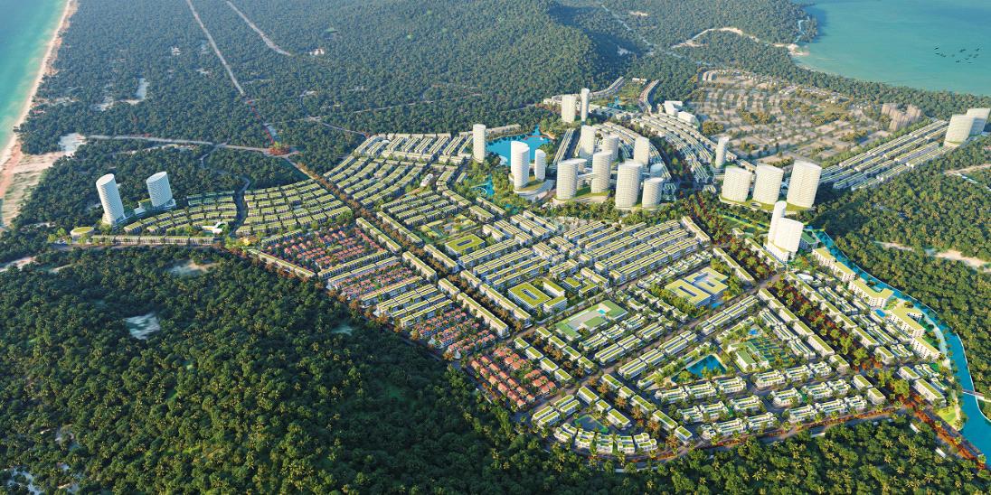 Hệ sinh thái kép tại Đại đô thị Meyhomes Capital Phú Quốc có gì đặc biệt?